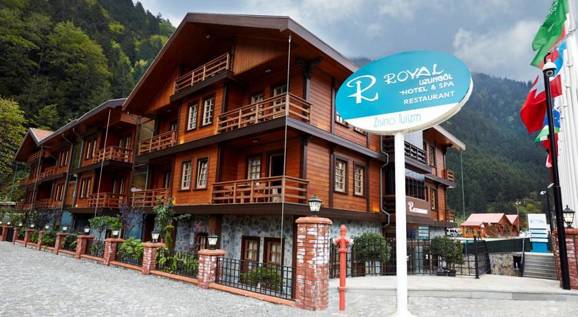 <h2>ROYAL UZUNGOL HOTEL</h2>