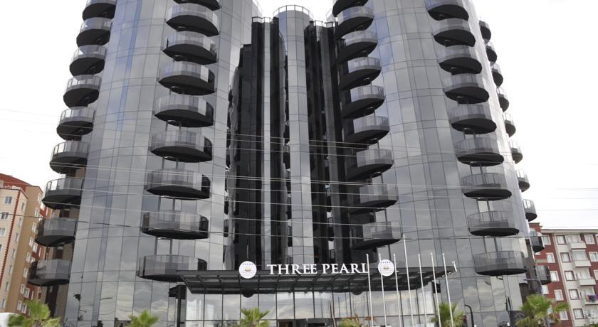 <h2>THREE PEARL HOTEL TRABZON</h2>